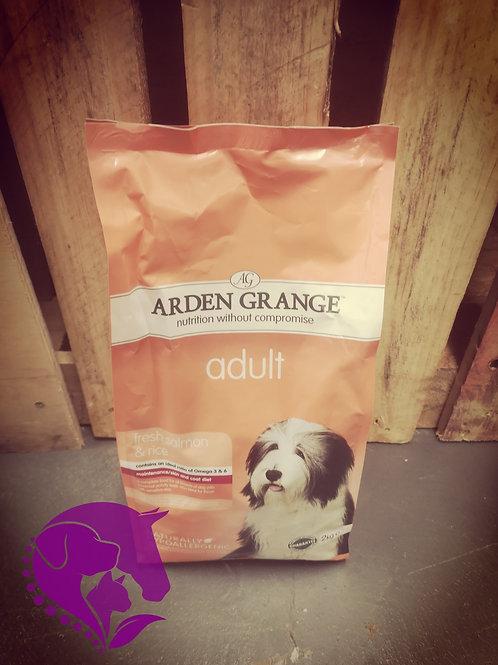 Arden Grange Adult Salmon