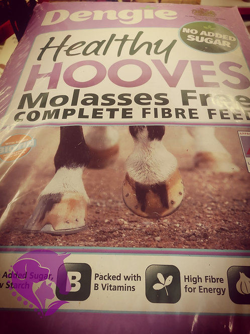 Dengie Healthy Hooves Molasses Free 20kg