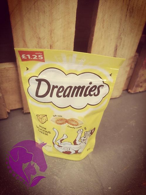 Dreamies Cheese