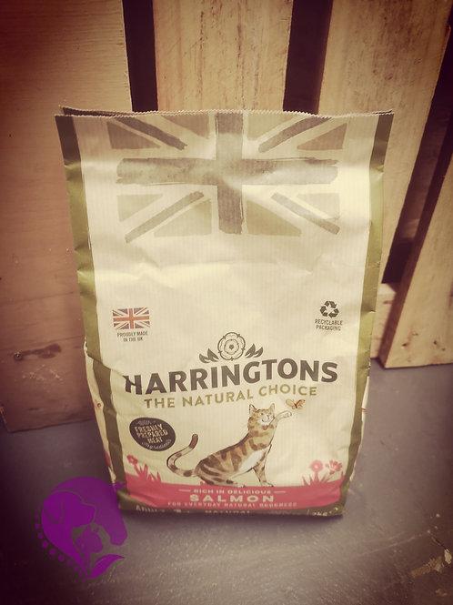 Harringtons Cat Salmon and Rice