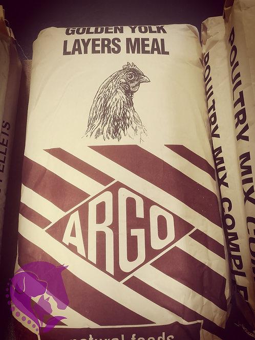 Argo Gold Yolk Layers Meal/Mash