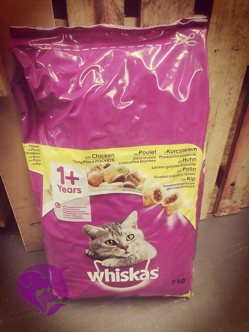 Whiskas Complete Chicken 7kg