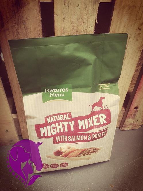 Natures Menu Natural Mighty Mixer Salmon