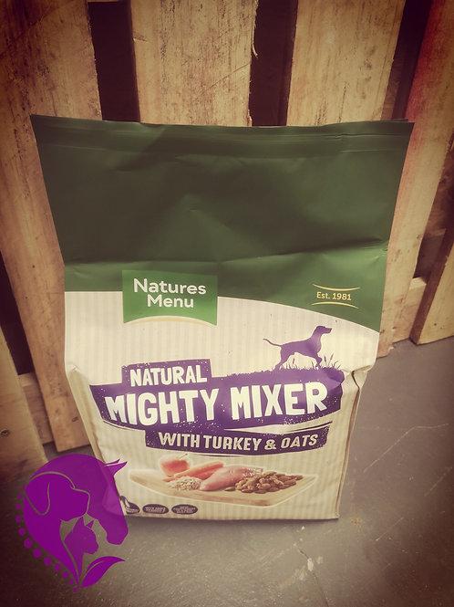 Natures Menu Natural Mighty Mixer Turkey