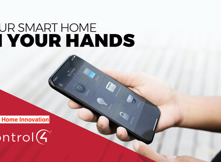 Your smart home in your hands
