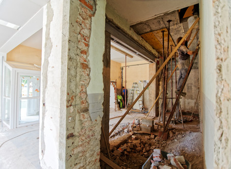 STEPS TO A SUCCESSFUL HOME REMODEL