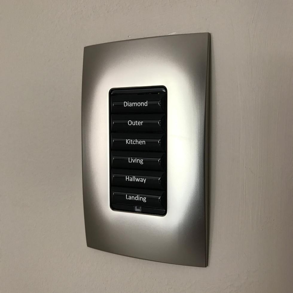 Control4 Wired Keypad