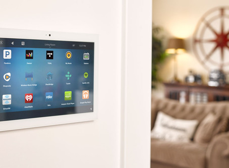 COMPLETE SMART HOME CONTROL TOP TO BOTTOM—INSIDE AND OUT