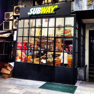 Subway Stores in Ankara