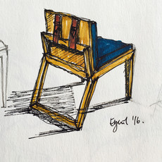 Chair Tie