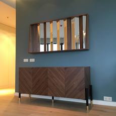 Mirror & Sideboard 160