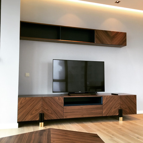 TV Unit Produced