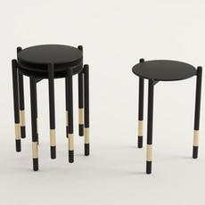 Portable Table Zigop