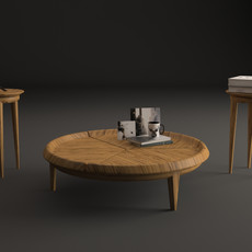 Coffee Table Set Sini