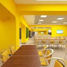 Staff Dining Hall