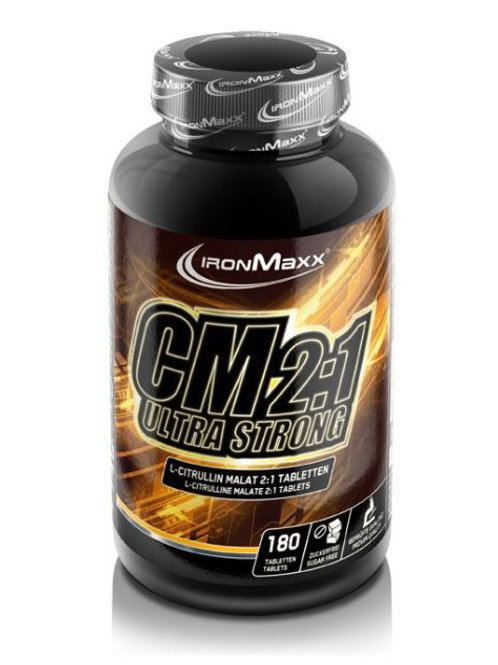 CM2:1  Citrulline Malate ULTRA STRONG  (180tabs)