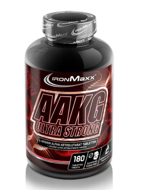 AAKG  Ultra Strong  (180tabs)