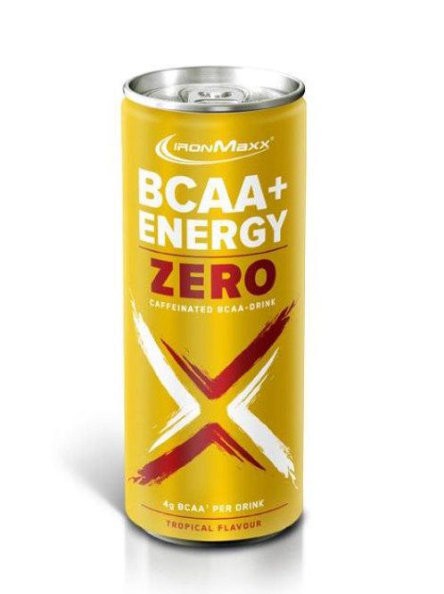 BCAA + Energy drink ZERO  (330ml)