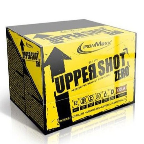 Upper Shot ZERO  (doos van 12x60ml)
