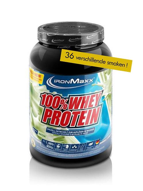 100% Whey proteïnen (900g)