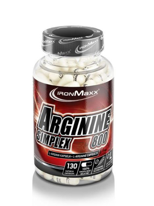 Arginine Simplex 800  (130caps)