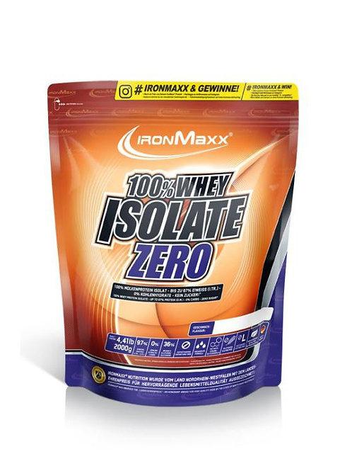 100% Whey Isolaat ZERO  (750g)