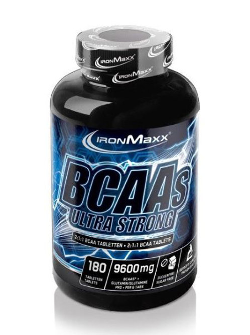 BCAA's Ultra Strong 2:1:1  (180tabs)