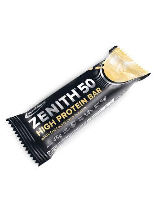 Kopie van Proteïne reep Zenith 50  (doos van 16x45g)