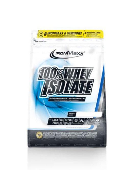 100% Whey isolaat  (750g)