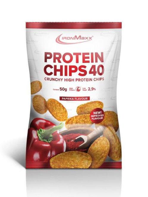Proteïne chips 40  (doos van 40x50g)
