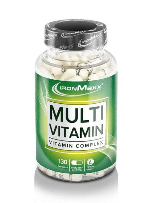 Multi Vitaminen  (130caps)