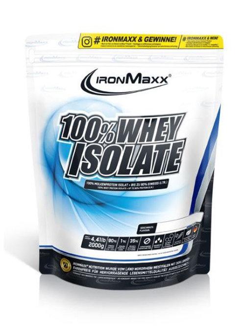 100% Whey isolaat  (2000g)