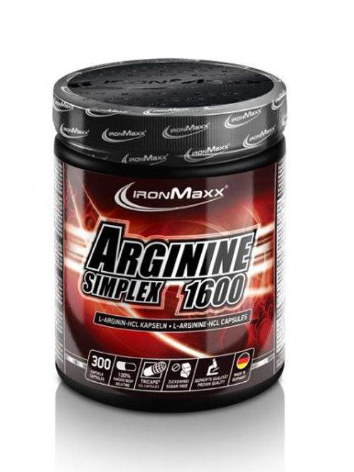 Arginine Simplex 1600  (300caps)