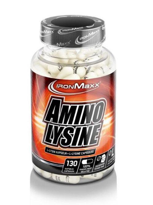 Amino LYSINE  (130caps)
