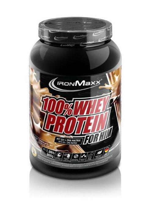 100% Whey Proteïnen voor HEM - Designer Edition  (900g)