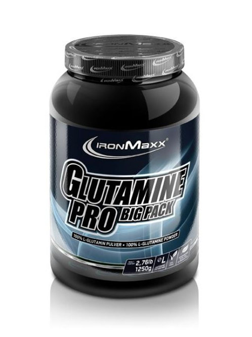 Glutamine PRO poeder  BigPack  (1250g)