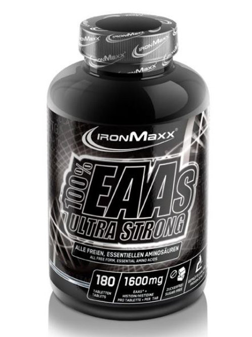 100% EAA's Ultra Strong  (180tabs)