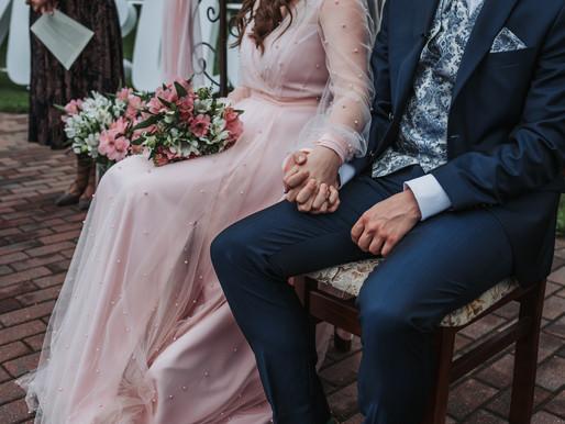 Vestuvių eiga: Ceremonija