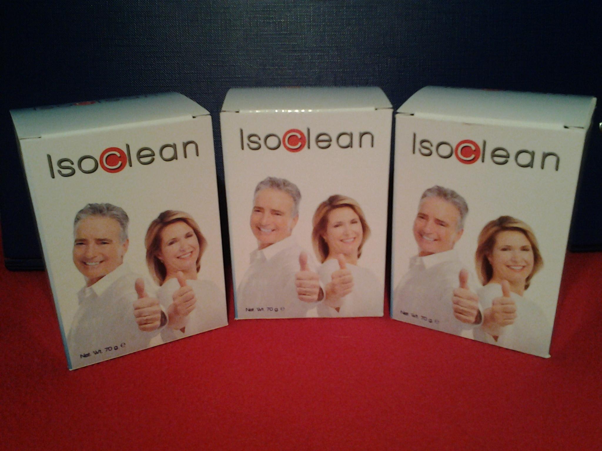 isoclean igiene protesi valplast