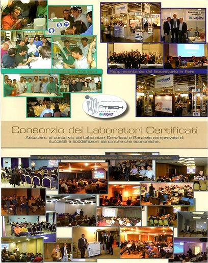 laboratori certificati valplast italia