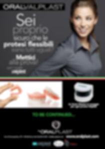 Protesi dentali flessibili