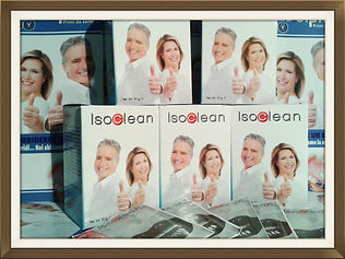 Isoclean per protesi valplast
