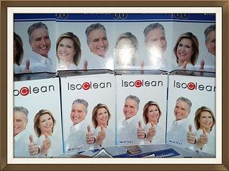 Isoclean per farmacie odontotecnici e dentisti