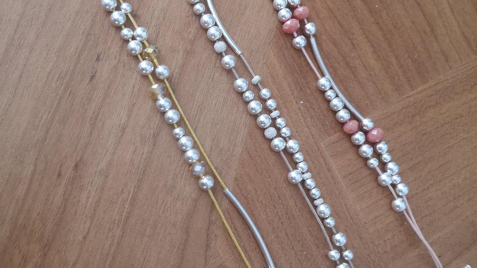Bracelet fantaisie cordon