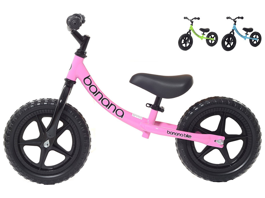 Banana Bike Lt Lightweight Balance Bike For Kids 2 3 4