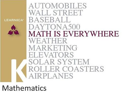 Mathematics KG