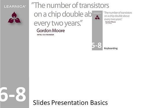 Slides Presentation Basics