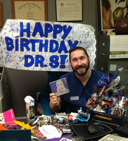 Dr. S Birthday