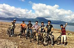 北海道サイクリングツアー