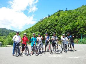 MTB豊平峡温泉&インドカレーツアー